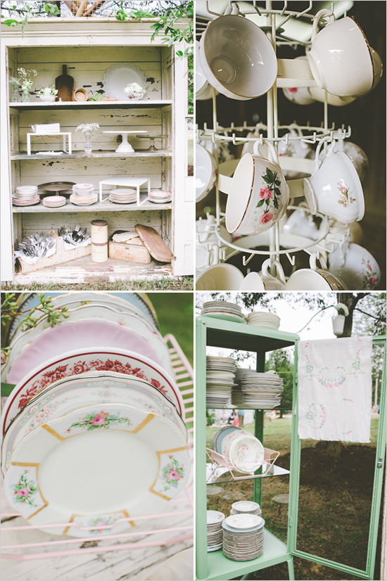 Picture Of cute vintage home sweet home wedding  11