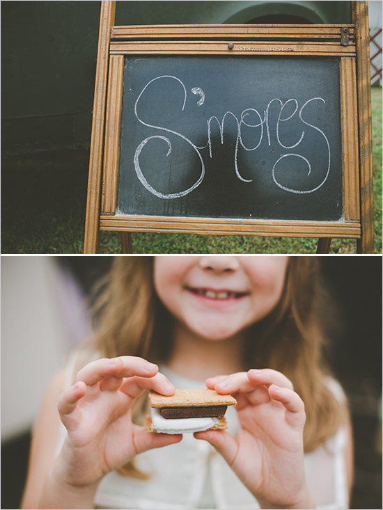 Picture Of cute vintage home sweet home wedding  14
