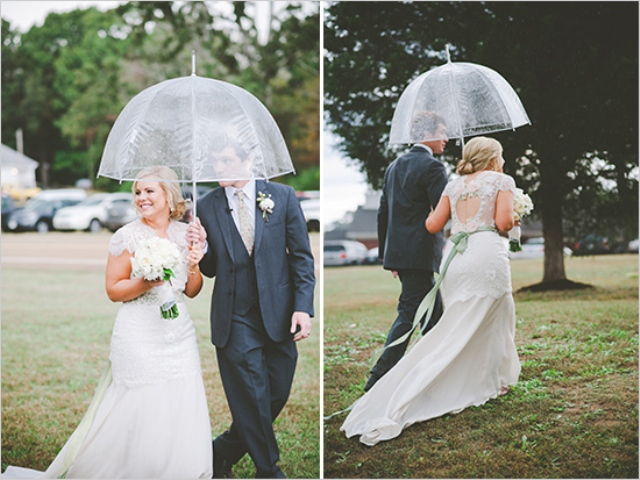 Picture Of cute vintage home sweet home wedding  7