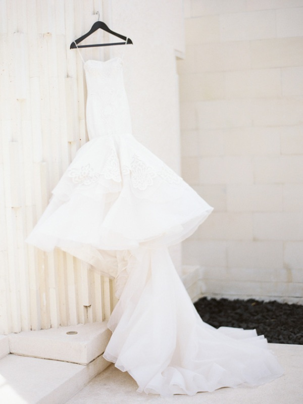 Picture Of delicate and intimate all white bali wedding  3