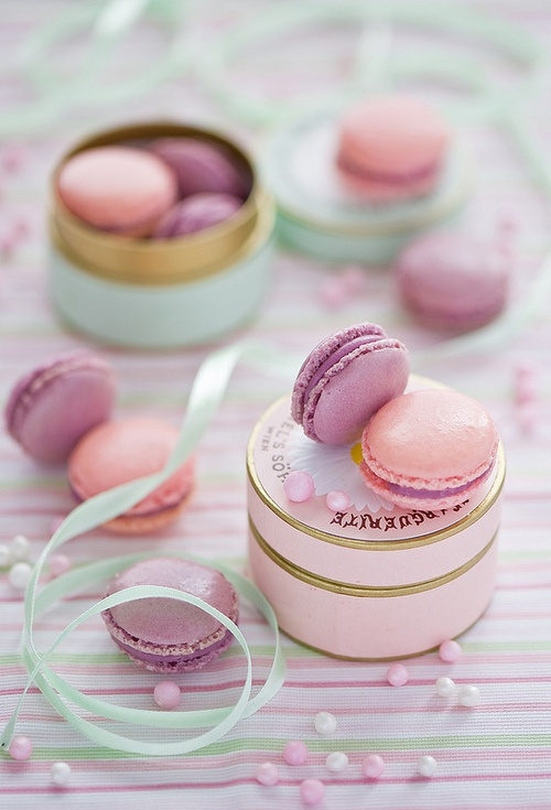 Delicious Macarons For Your Wedding