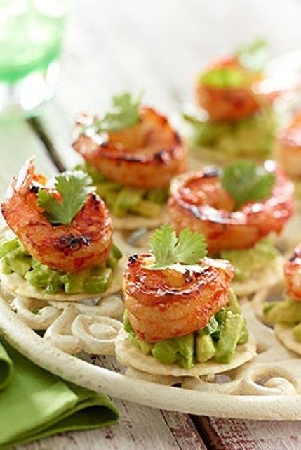 Delicious Summer Wedding Appetizers
