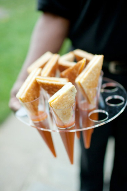 45 Delicious Summer Wedding Appetizers Weddingomania