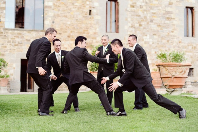 Destination Wedding In Tuscany In The 13th Century Castle