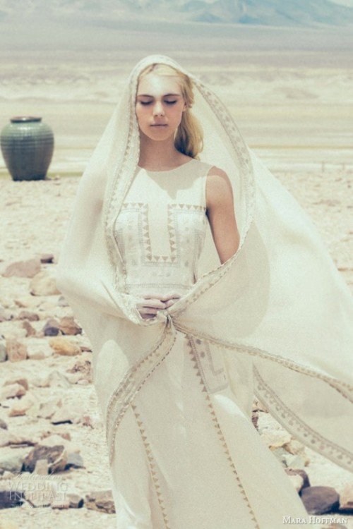 Devotional Bridal Dresses Collection By Mara Hoffman