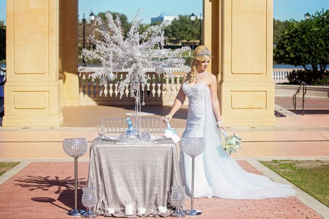 Frozen wedding dress inspiration pictures