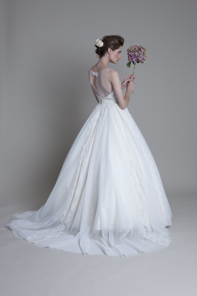 Picture Of divine halfpenny london 2015 wedding dresses collection  1
