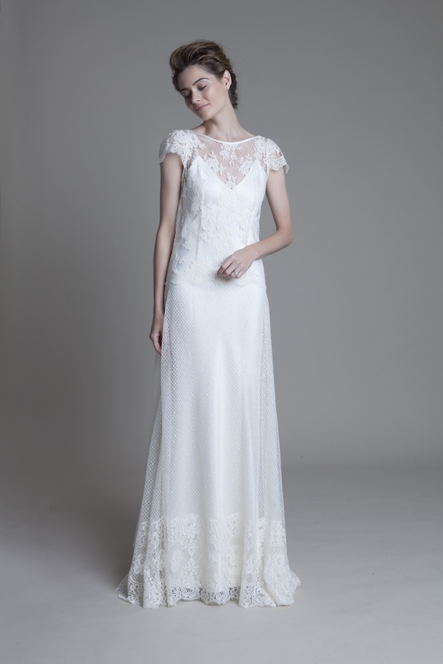 Picture Of divine halfpenny london 2015 wedding dresses collection  13