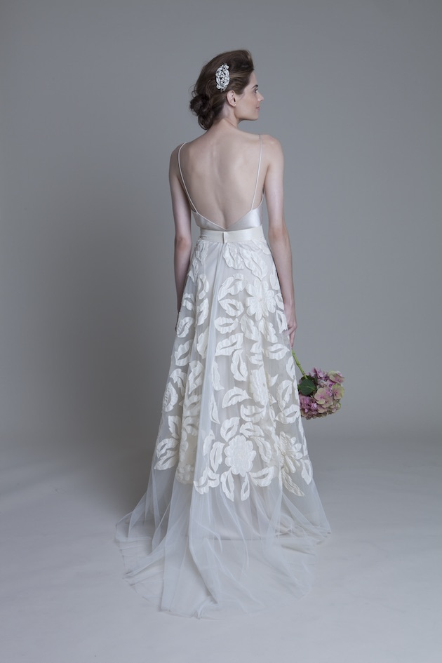 Picture Of divine halfpenny london 2015 wedding dresses collection  14