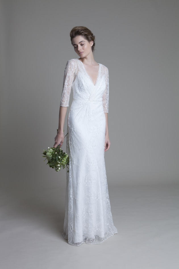 Picture Of divine halfpenny london 2015 wedding dresses collection  15