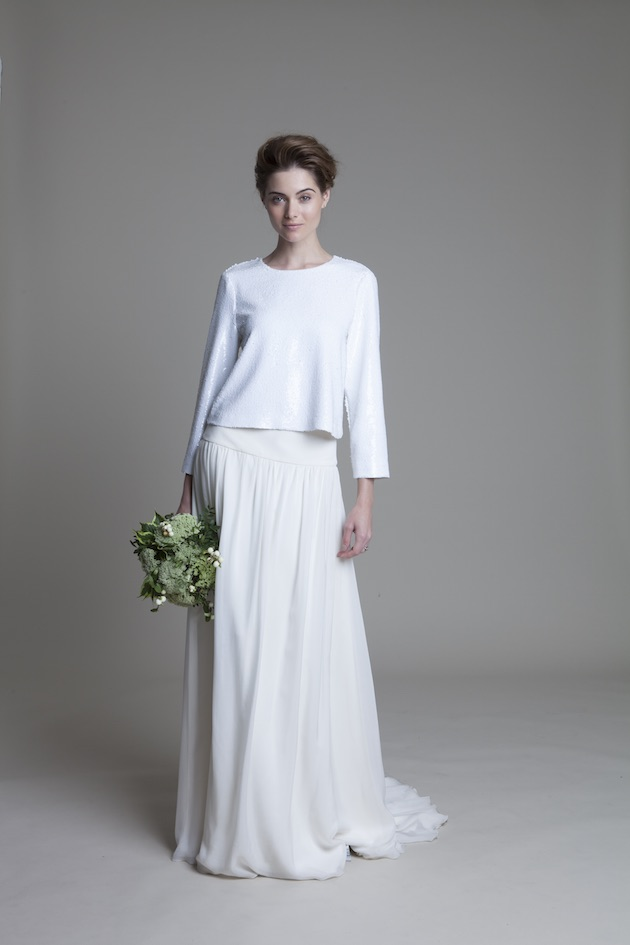 Picture Of divine halfpenny london 2015 wedding dresses collection  16