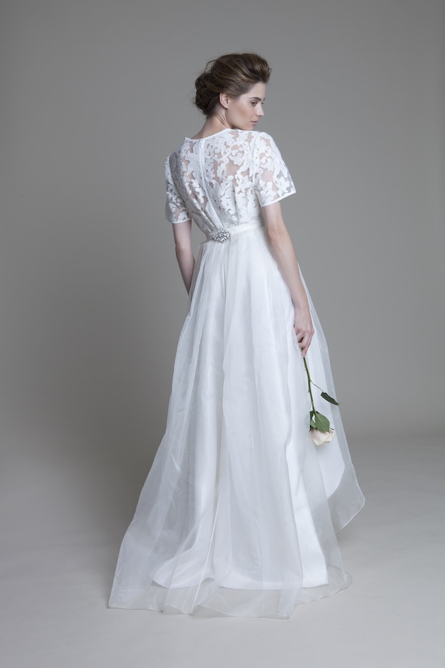 Picture Of divine halfpenny london 2015 wedding dresses collection  19
