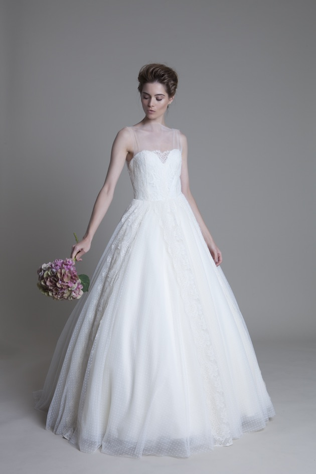 Picture Of divine halfpenny london 2015 wedding dresses collection  2