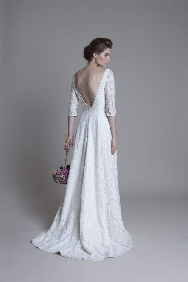 Picture Of divine halfpenny london 2015 wedding dresses collection  3