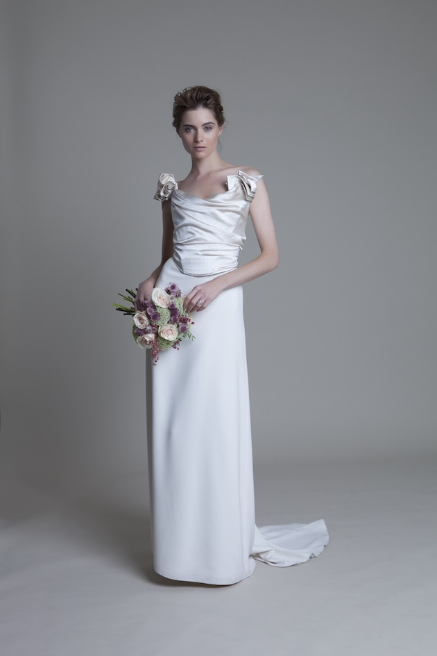 Picture Of divine halfpenny london 2015 wedding dresses collection  4