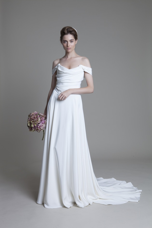 Picture Of divine halfpenny london 2015 wedding dresses collection  6