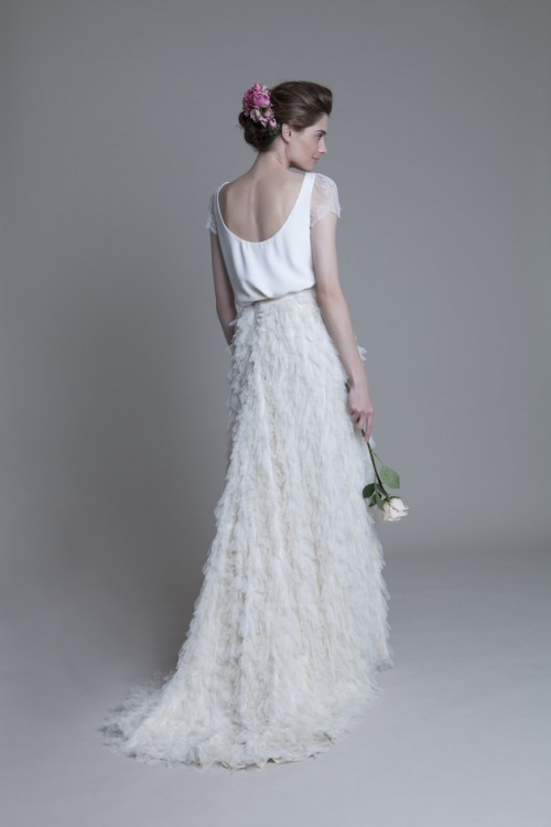 Contemporary Wedding Dress