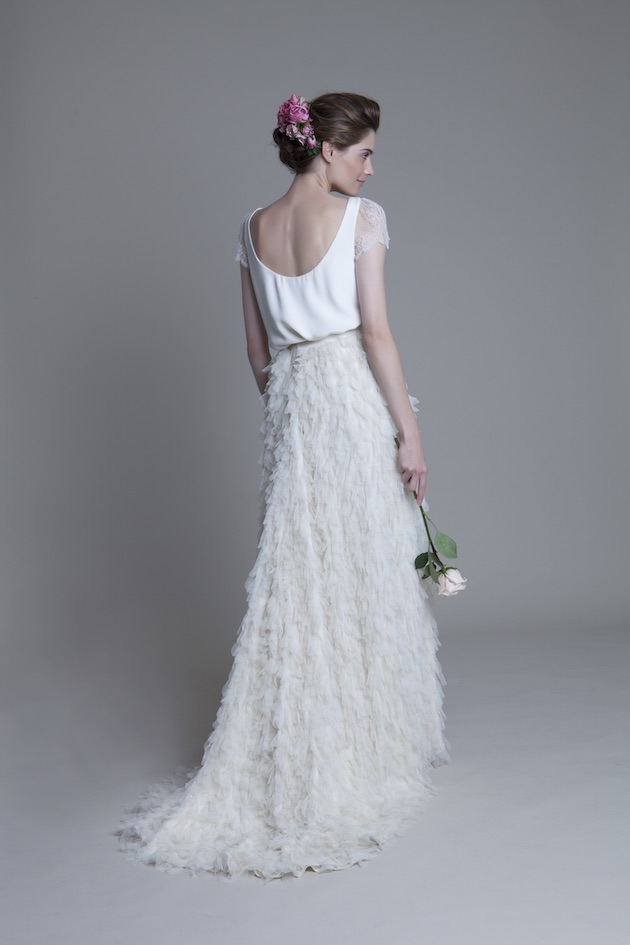 Picture Of divine halfpenny london 2015 wedding dresses collection  8