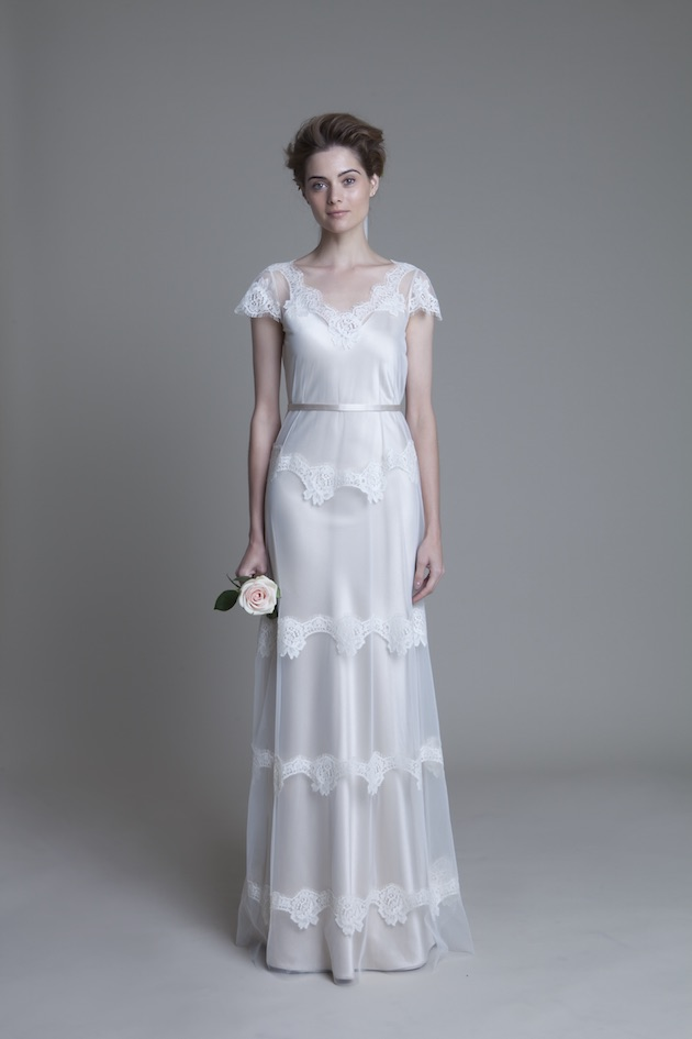 Picture Of divine halfpenny london 2015 wedding dresses collection  9