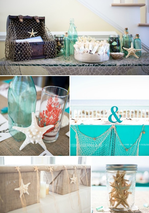 Beach Wedding Decoration Ideas Diy : Jaw dropping sequin wedding dresses elegant navy and creamy