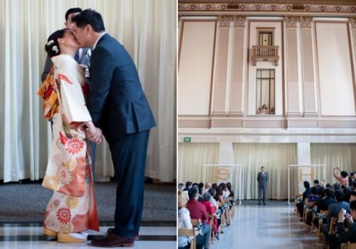 Diy California Japanese Cultural Wedding