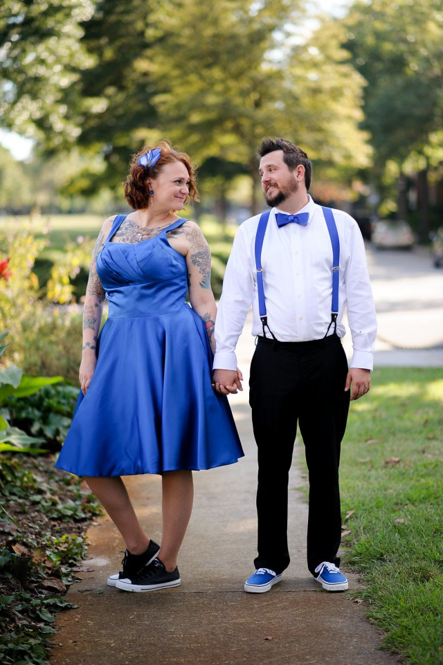 Picture Of diy doctor who wedding with attention to detail  1