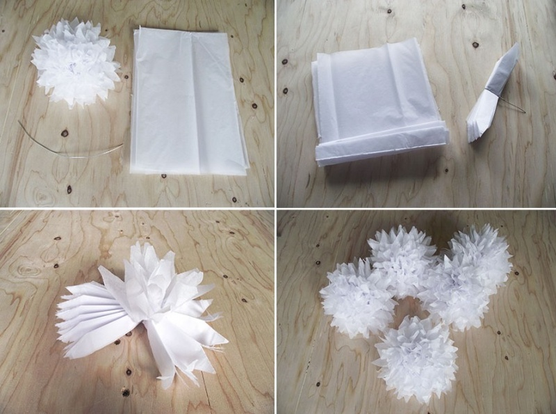 Diy Floral Mobile For Your Bridal Shower Decor Weddingomania