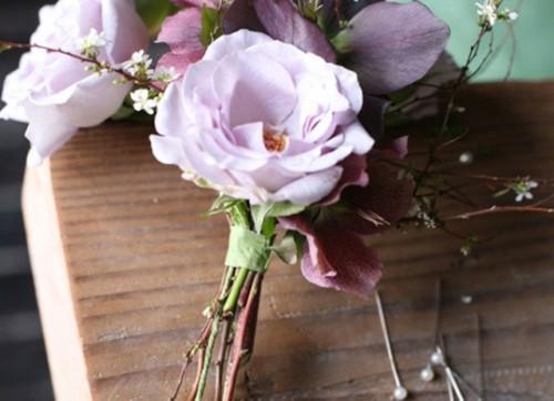 Diy Flower Collar Corsage