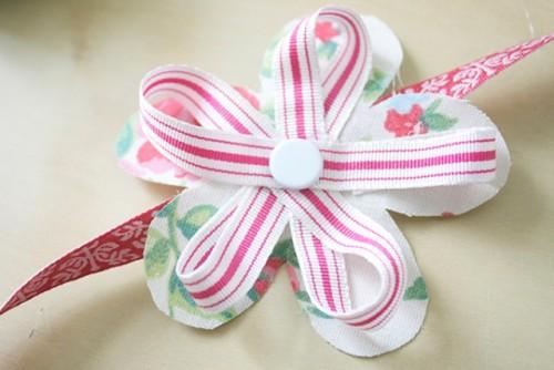Diy Flower Girl Headband