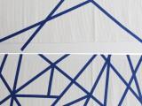 diy-geometric-table-runner-for-modern-weddings-2
