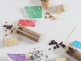 Diy Hot Cocoa Favors For A Winter Wedding