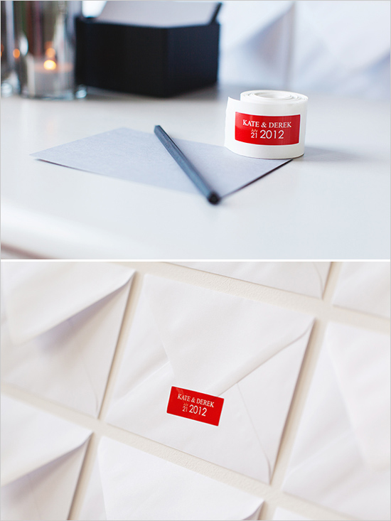 Diy Love Note Envelope Wall For Wedidng Reception Decor