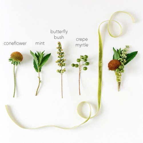 Diy Lovely Wedding Boutonniere