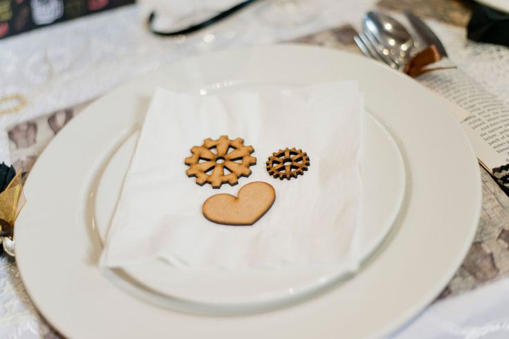 Picture Of diy low cost south african steampunk wedding  11
