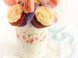 Diy Macaron Bouquet For Wedding Table Decor