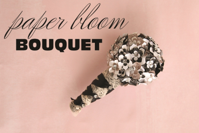 Diy Paper Flower For Wedding Decor