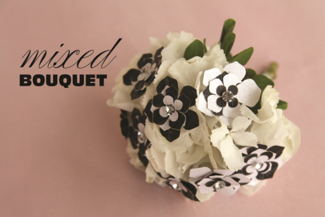 Tissue Paper Flower How To