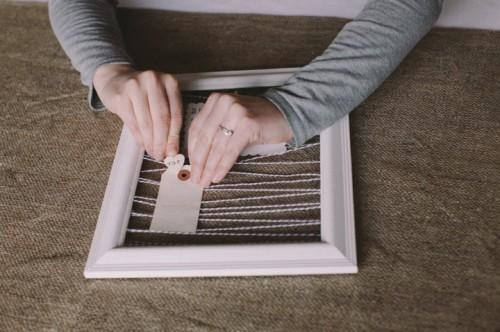 Diy Picture Frame Seating Plan