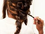 Diy Super Twisted Braid Wedding Hairstyle