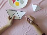 diy-triangle-garland-for-wedding-reception-decor-5