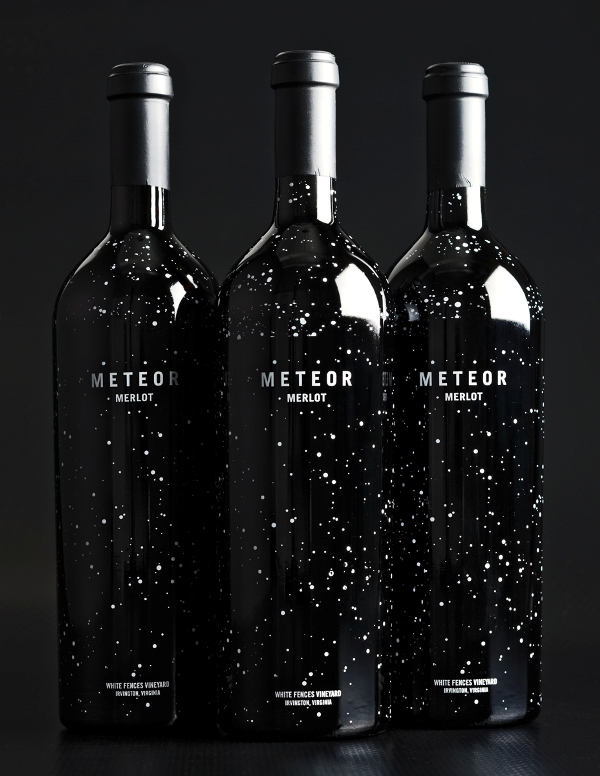 Meteor Merlot is a gorgeous idea of a drink for a soft gothic wedding