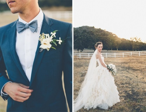 Dreamy And Beautiful Backyard Malibu Wedding