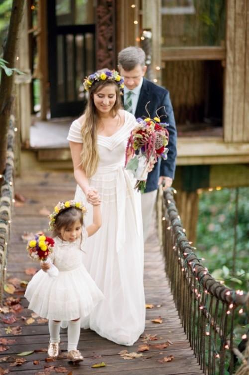 Wedding Dress In Atlanta 20 Popular Dreamy Treehouse Wedding In