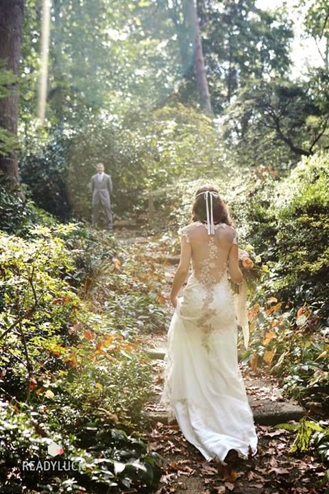 Picture Of Dreamy Woodland Boho Chic Wedding Ideas 26