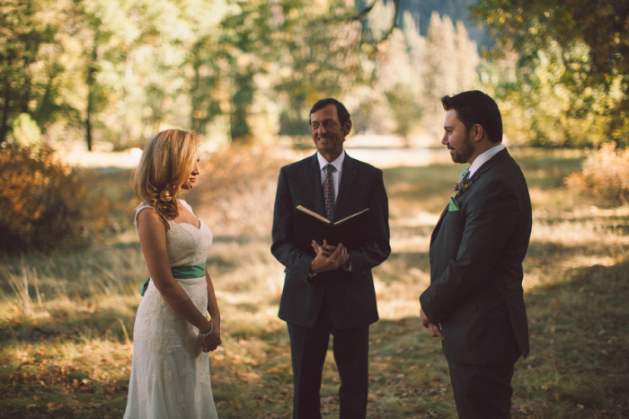Picture Of dreamy yosemite elopement with fresh green touches  10