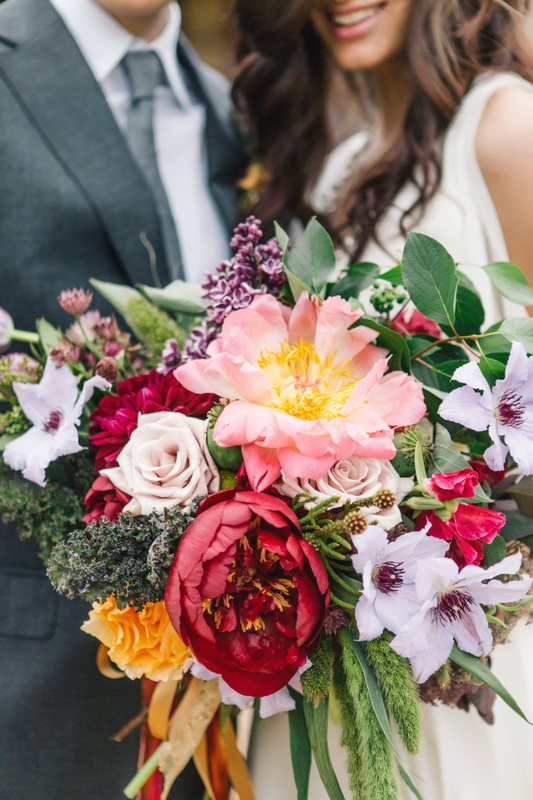 Picture Of earthy and elegant wedding inspiration  14