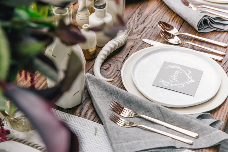 Picture Of earthy and elegant wedding inspiration  16