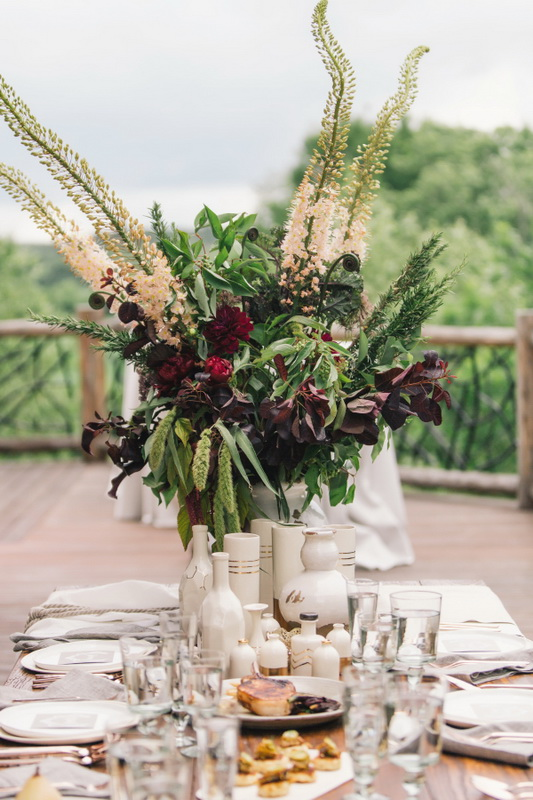 Picture Of earthy and elegant wedding inspiration  3