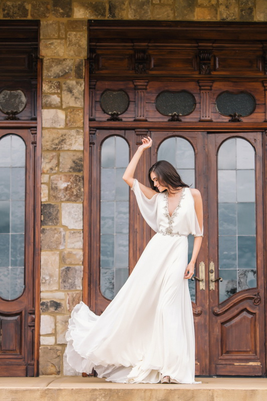 Picture Of earthy and elegant wedding inspiration  6