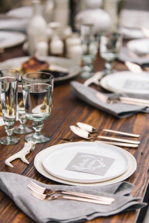 Earthy And Elegant Fall Wedding Inspiration Weddingomania